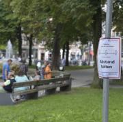 Es gibt neue Covid-19-Fälle in Augsburg.