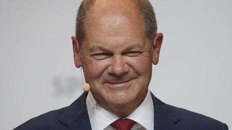 Die SPD will mit Kanzlerkandidat Olaf Scholz in die Wahl gehen. Was die Genossen aus dem Landkreis dazu sagen.