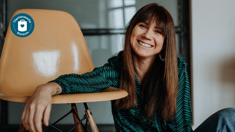 Louisa Dellert setzt sich auf Instagram unter anderem für mehr Nachhaltigkeit ein. Mit uns hat sie darüber gesprochen, was jeder Einzelne tun kann - und welche Themen für sie noch wichtig sind.