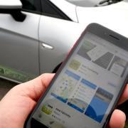 Gerade Angebote Autos über Car-Sharing zu teilen, werden immer beliebter.