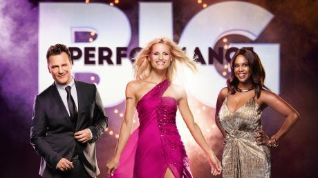"""""""Big Performance"""" läuft bei RTL. Sendetermine & Sendezeit - alle Infos zur Show gibt es hier."""