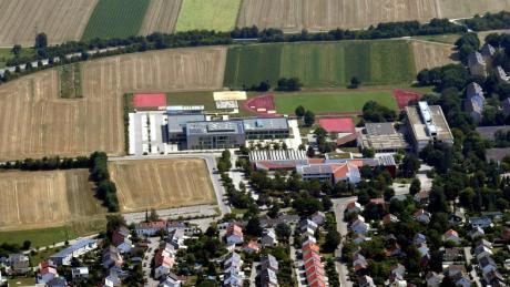 Das Schulzentrum in Neusäß wird um ein Haus der Bildung erweitert. Mit Vorteilen für alle.
