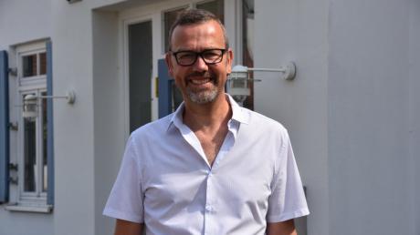 Stefan Roßkopf zieht eine erste Bilanz nach 100 Tagen, die er als ehrenamtlicher Bürgermeister von Niederschönenfeld im Amt ist.