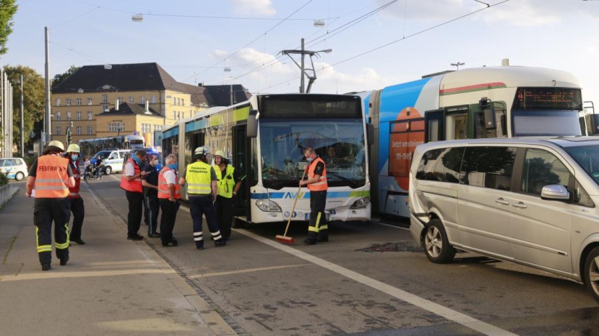 Unfall Augsburg