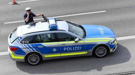 Die Polizei im nördlichen Landkreis Günzburg hatte in den vergangenen Tagen einiges zu tun.