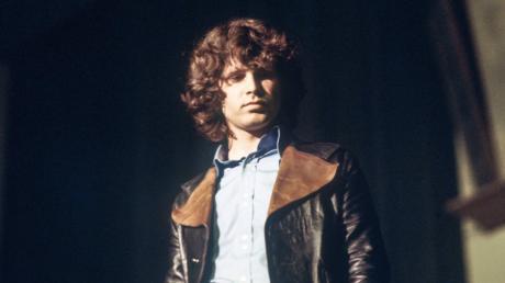 Jim Morrison, Kopf der rockphilosophisch ergiebigen Band The Doors.