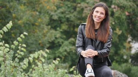 Naomi Niedermeier aus Elchingen will Miss Germany werden.