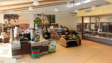 Der Nikolausmarkt in Dürrlauingen hat sein Sortiment auf regionale Produkte fokussiert.