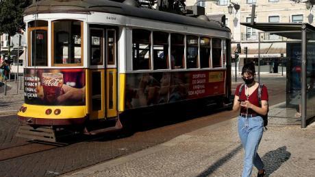 Portugals Hauptstadt Lissabon ist von der Bundesregierung zum Corona-Risikogebiet erklärt worden.