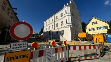 Die Dauerbaustelle Hauptstraße in Burtenbach ist beendet.