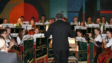 Ein Weihnachtskonzert des Musikvereins Kühbach wie 2019 (Bild)  wird es heuer nicht geben.
