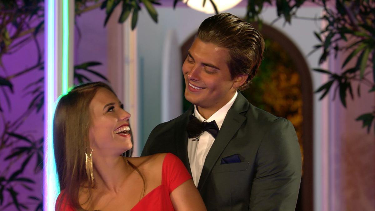 Love Island 2020 gestern mit Folge 25: Tim und Melina gewinnen das Finale