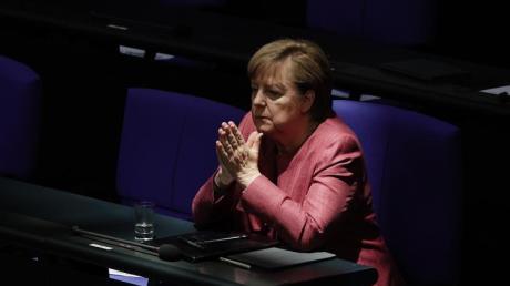 «Wir riskieren gerade alles, was wir in den letzten Monaten erreicht haben», sagte Bundeskanzlerin Angela Merkel während der Generaldebatte zum Bundeshaushalt im Bundestag.