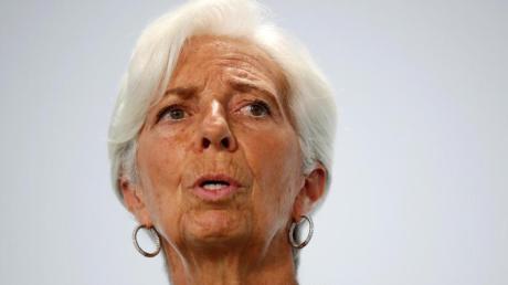 EZB-Chefin Christine Lagarde plädiert für ein verständliches Inflationsziel.