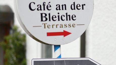 Beim Café an der Bleiche stehen Änderungen bevor.