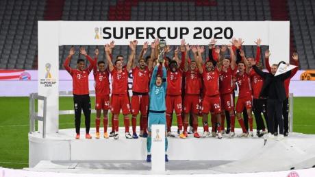 Bayern München heißt der deutsche Supercup-Sieger 2020.