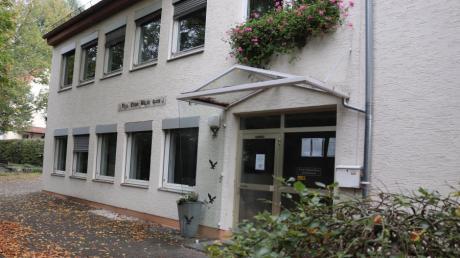 Das alte Schulhaus in Tiefenbach wurde mehrfach um- und ausgebaut. Seit gut 20 Jahren nutzt der Vereinsring das Gebäude.