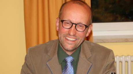 Der neue Oberottmarshauser Bürgermeister Andreas Reiter zieht Bilanz über seine ersten hundert Tage im Rathaus.