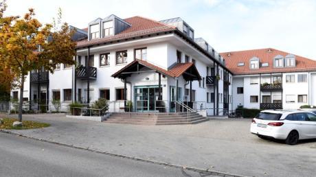 Haus Abraham Augsburg