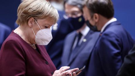 Die Staats- und Regierungschefs der Europäischen Union sehen sich wohl länger nicht mehr persönlich.