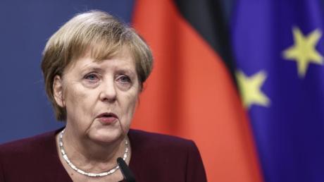 In ihrem Podcast warnt Bundeskanzlerin Angela Merkel: «Es stehen schwierige Monate bevor.».