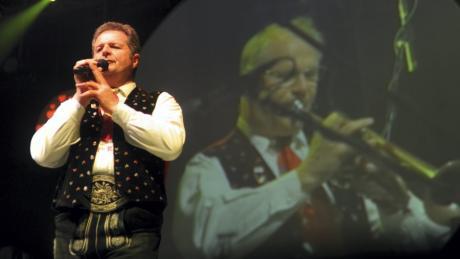 Schaut voller Stolz auf seine Heimat: Norbert Rier, Sänger der Kastelruther Spatzen.