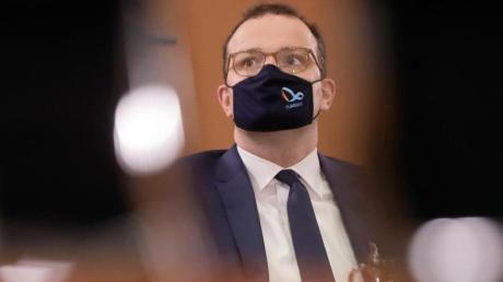 Bundesgesundheitsminister Jens Spahn hat sich mit dem Coronavirus angesteckt.