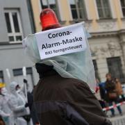 Eine geplante große Demonstration von Corona-Gegnern in Augsburg ist abgesagt worden.