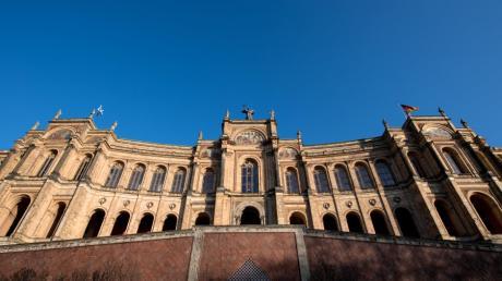 Das Maximilianeum in München ist Sitz des Landtags.