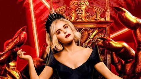 """Auf Netflix, Amazon Prime Video und Sky Ticket gibt es im Dezember 2020 neue Serien und Staffeln - darunter die neuen Folgen von """"Chilling Adventures of Sabrina""""."""