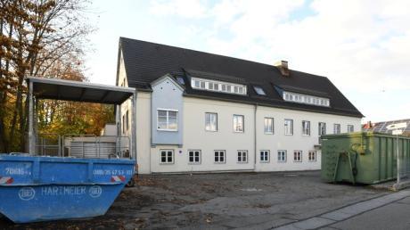 Wie darf das Gelände der Firma Rota Druck in Steppach künftig bebaut werden? Darüber gibt es eine Diskussion.