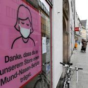 In Augsburg gibt es erneut 121 Neuinfektionen mit dem Coronavirus.