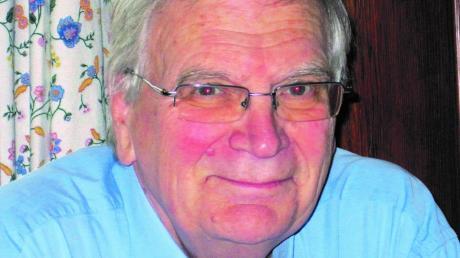 Klaus Sauter, ein Urgestein beim SC Ichenhausen, ist gestorben.