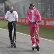 Formel-1 2021: Beim Grand Prix der Emilia-Romagna konnte Lewis Hamilton im vergangenen Jahr gewinnen.