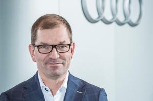 Markus Duesmann, Vorstandsvorsitzender der Audi AG, will künftig auf die Entwicklung neuer Verbrennermotoren verzichten.