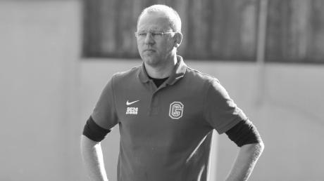 Thomas Luichtl, der Trainer des TSV Göggingen, starb im Alter von 44 Jahren.