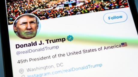 Twitter ist für Donald Trump ein mächtiges Instrument.