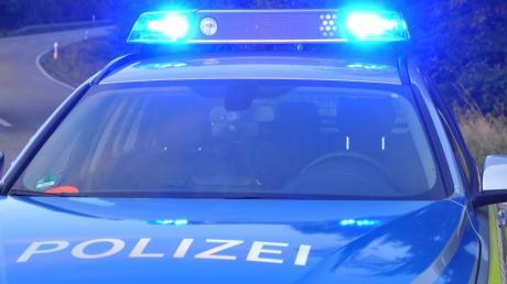 Verkehrsunfall auf der Umgehungsstraße bei Jettingen-Scheppach. (Symbolfoto)