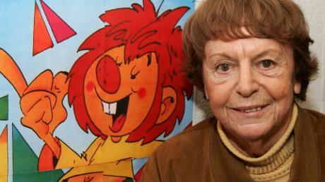 Die Kinderbuchautorin Ellis Kaut ist die Erfinderin des Pumuckls.