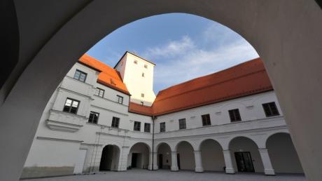 Die Stadt Friedberg stellt 2021 im Wittelsbacher Schloss ein facettenreiches Kulturprogramm auf die Beine.
