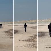 "Elke Sylvia Vogt: ""Dänemark Trio"", Fotografie"