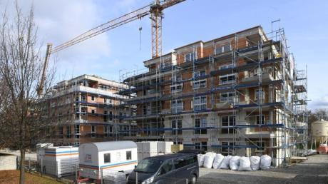 Große neue Wohnquartiere wie der Beethovenpark auf dem Sailer-Areal bringen neue Einwohner für Neusäß mit sich. Das zeigt auch die Statistik.