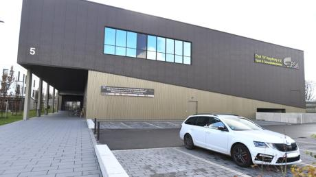 Derzeit ruht der Sportbetrieb auf der Anlage des Post SV in Pfersee.