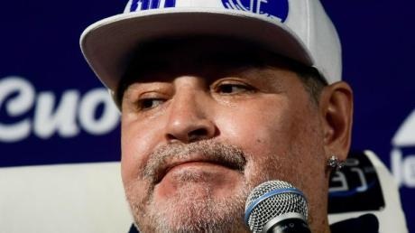 Verstarb im Alter von 60 Jahren: Diego Maradona.
