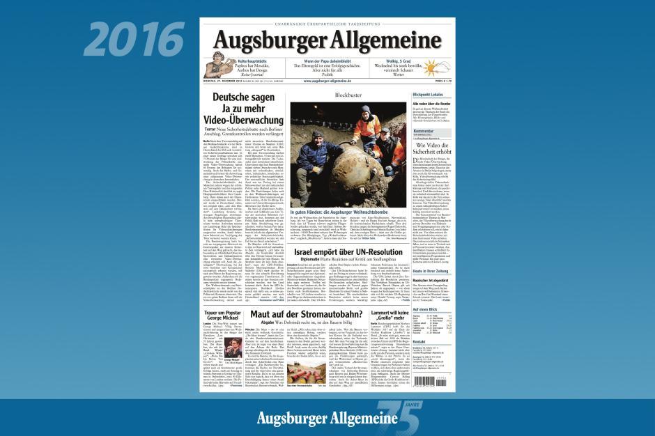 augsburger allgemeine zeitung bekanntschaften