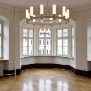Umbau und Sanierung des Augsburger Standesamtes ist weigehend abgeschlossen, Maximilianstraße
