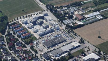 Wenn in den 70er Jahren ein Stahlwerk im Süden Gersthofens angesiedelt worden wäre, würde es heute in der Nachbarschaft das Wohnquartier Römertor wohl nicht geben.