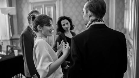 Isabelle Konrad aus Weißenhorn ist Regisseurin und Drehbuchautorin aus Leidenschaft.