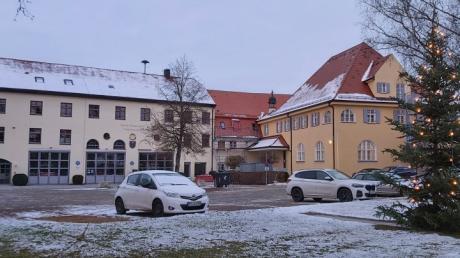 850.000 Euro gibt Emersacker für die Sanierung des Mansardengebäudes in Emersacker aus.