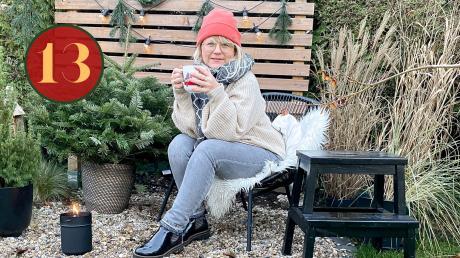 Sabine Bull und ihre Familie vermissen die Weihnachtsmärkte - also haben sie selbst einen organisiert. Nur für sich.